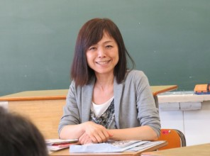 澤野久美子先生