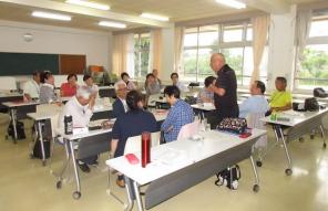西武文理大学連携 健康づくり・介護予防サポーター講座 H30-6
