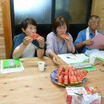 暮らしに活きる楽らく野菜作り講座「懇親会・収穫時期・他」