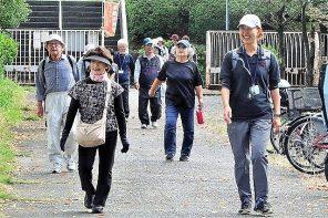 早稲田大学連携「いきがい講座」トトロの森のキャンパスだより 18-18