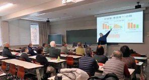 早稲田大学連携「いきがい講座」トトロの森のキャンパスだより 18-27
