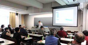 早稲田大学連携「いきがい講座」トトロの森のキャンパスだより 18-26