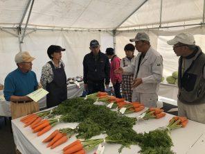 販売実習②  野菜作り講座